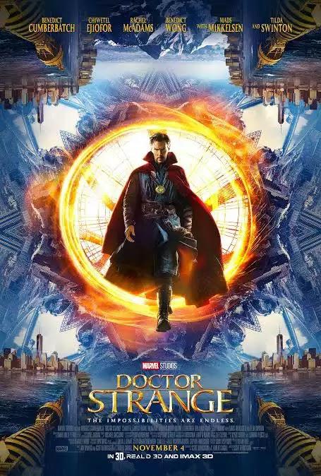 Doctor Strange (2016) Movie 480p 720p [Hindi English]