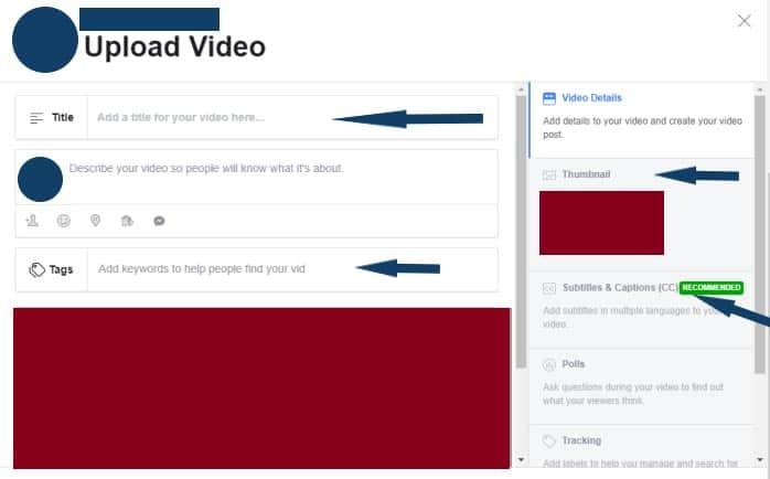 كيف-تقوم-برفع-فيديو-على-فيسبوك