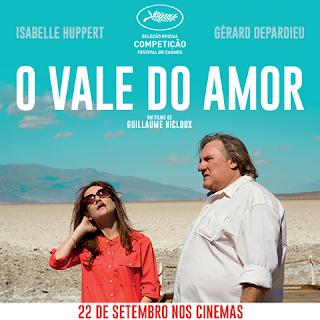 """Poster do filme """"O Vale do Amor"""""""