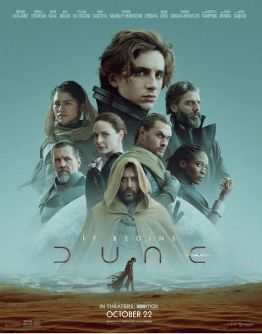 Review Filem Dune