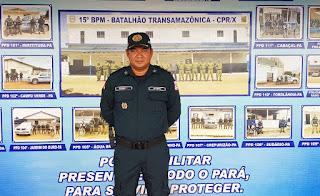 COMANDANTE DO 15º-BPM DE ITAITUBA PEDRO PAULO É PROMOVIDO A TEN. CEL