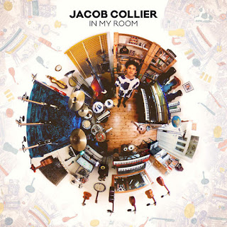Jacob Collier - In My Room (2016) - Album Download, Itunes Cover, Official Cover, Album CD Cover Art, Tracklist