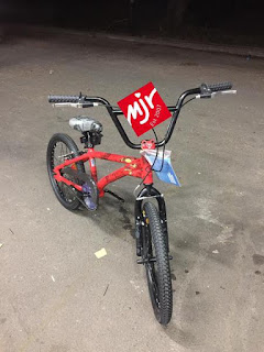 Bmx Wimcycle Superman 20 inch