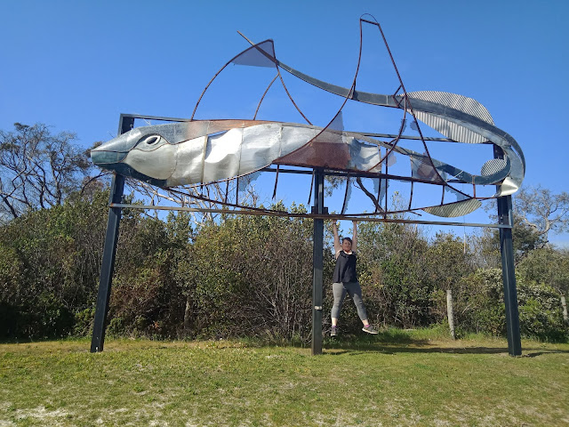 72 BIG Fish from the 2006 Commonwealth Games   Blue Marlin