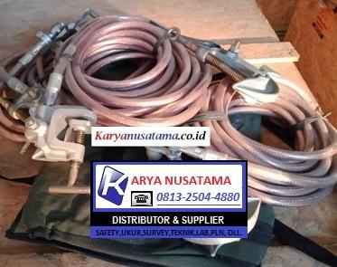 RITZ CAR SE150 Grounding Set Bersertifikat
