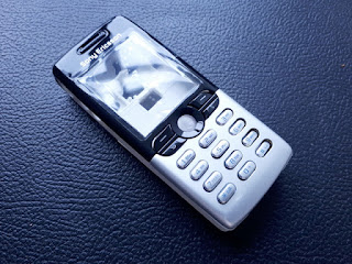Casing Sony Ericsson T610 Fullset Plus Keypad