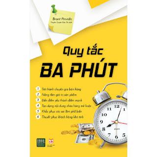 Quy Tắc Ba Phút ebook PDF EPUB AWZ3 PRC MOBI