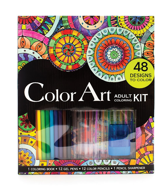 7. ColorArt Coloring Book