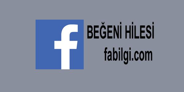 Facebook Beğeni Hilesi Bedava Çalışan Site Kasım 2020 Yeni