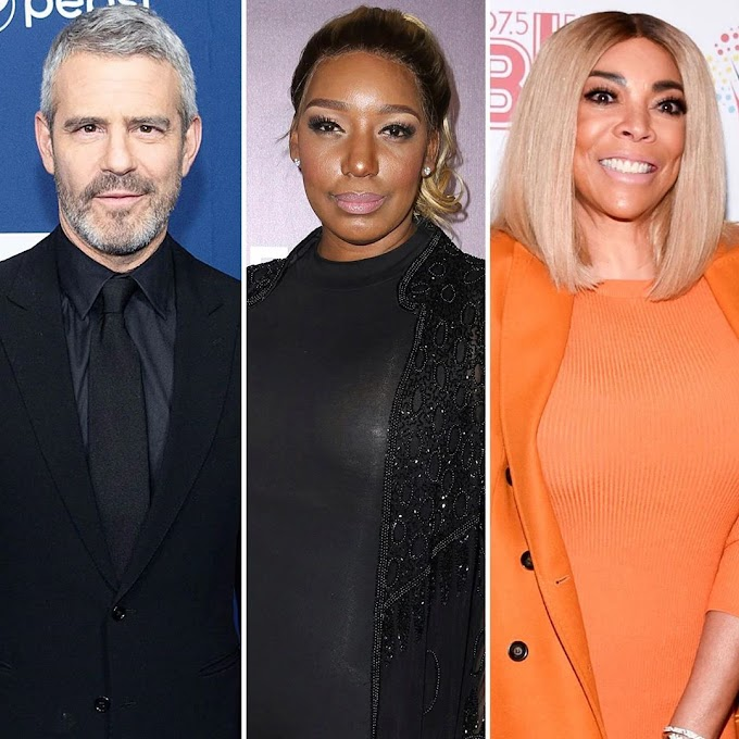 """NeNe Leakes Lashes Out At Andy Cohen And Wendy Williams For Discussing Her RHOA Departure On WWHL; NeNe Says """"They Using Me For Ratings Like They Have Always Done"""""""