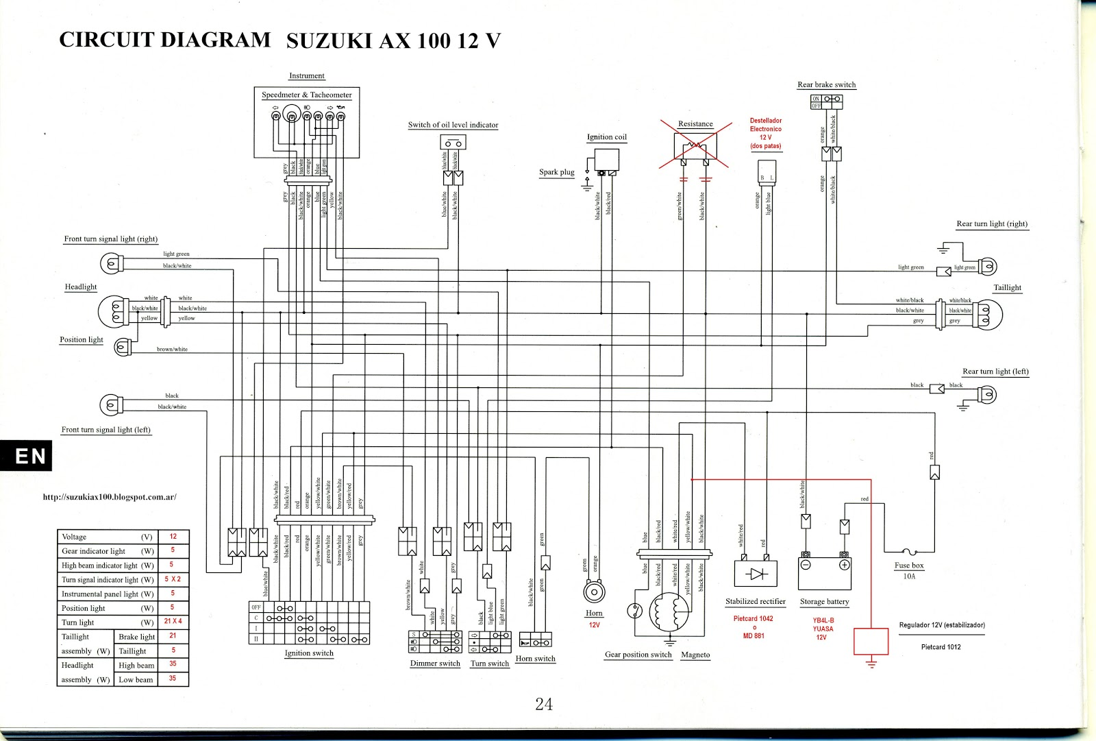 Force Cdi Wiring Diagram And Electrical Schematic Vino 125 Friendship Bracelet Diagrams 250cc 5 Wire