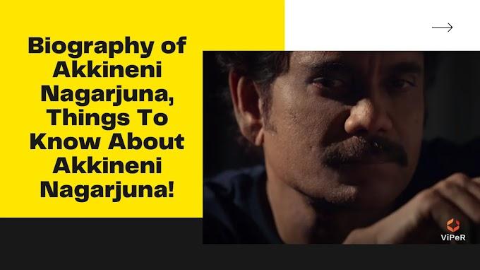 Biography of Akkineni Nagarjuna, Never Mess With Akkineni Nagarjuna!