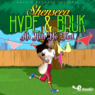 AUDIO | Shenseea - Hype & Bruk | (Official Music Audio) Mp3 DOWNLOAD 1