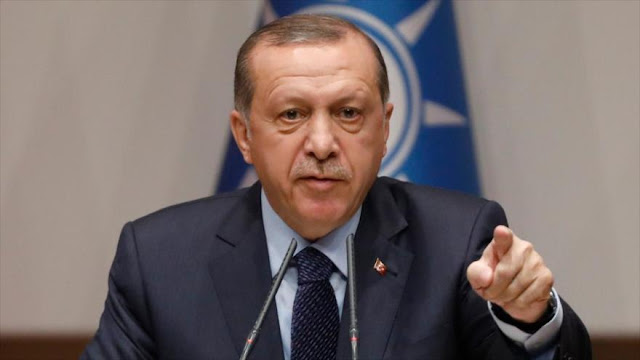 Turquía acusa a EEUU de brindar apoyo financiero a EIIL en Siria