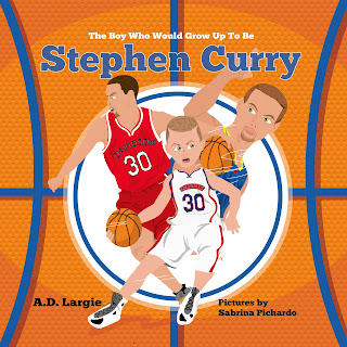 Stephen Curry Kids Book