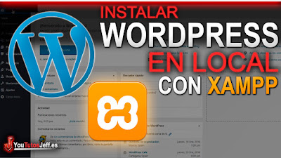 Como instalar wordpress, wordpress, xampp