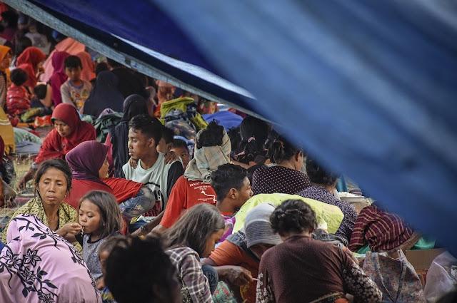 Ikuti Perpres Jokowi, 10 Ribu Korban Gempa Lombok Utara Dikeluarkan dari BPJS