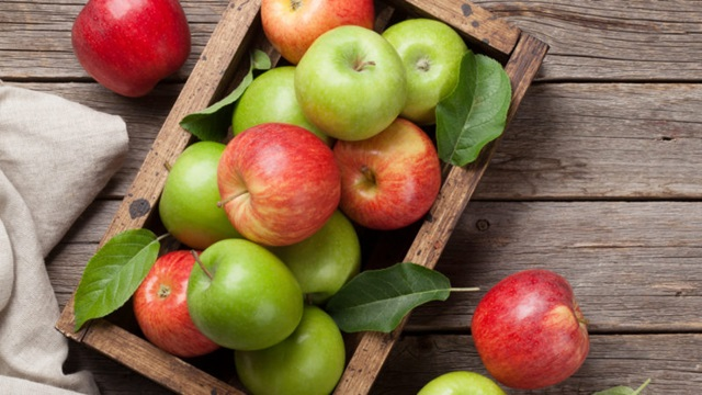 Petua Membeli Dan Memilih Epal Yang Rangup Dan Manis