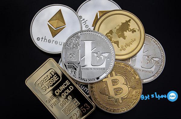 تداول عملات رقمية  cryptocurrencies