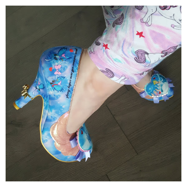 wearing faith in dreams irregular choice disney cinderella