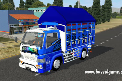 Mod Truck Canter Engkel Rilex By RMC Creation