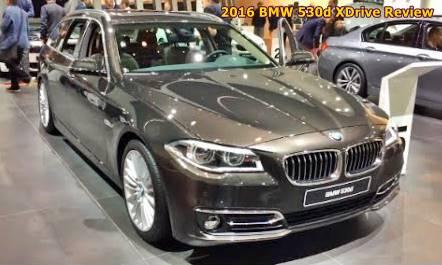 2016 BMW 530d XDrive Review