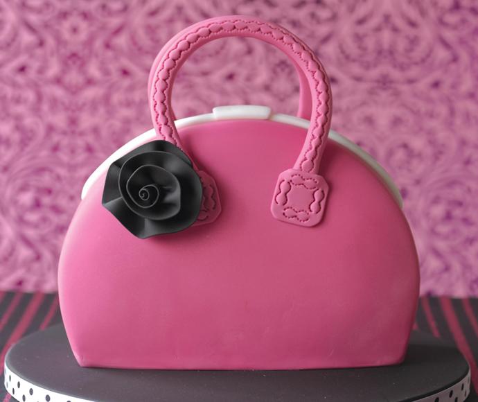 Handbag Birthday Cake Step By Step