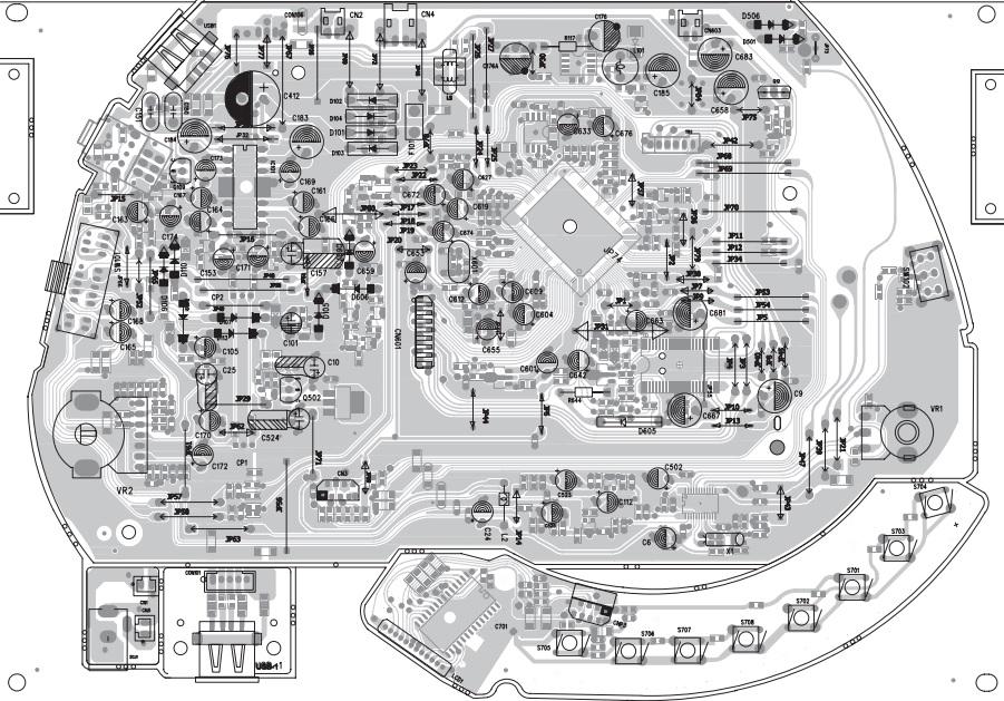 Electrotricks  Philips Az380  Az380s Cd Soundmachine Schematic  Exploded View  Wiring Diagram