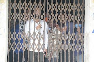 मास्क नहीं पहनने पर जाना पड़ सकता है जेल