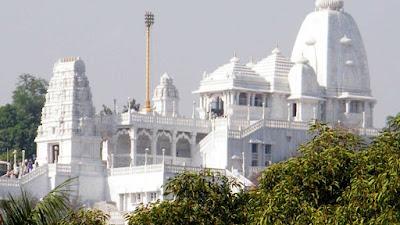 Birla Mandir Temple Hyderabad