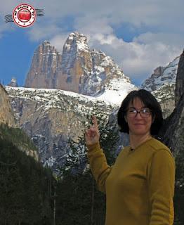 Mirador Tres cimas de Lavaredo, Montes Dolomitas