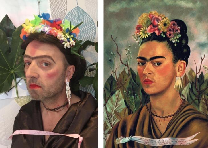 Museo reta a sus seguidores a parodiar una obra famosa y el resultado es divertidísimo