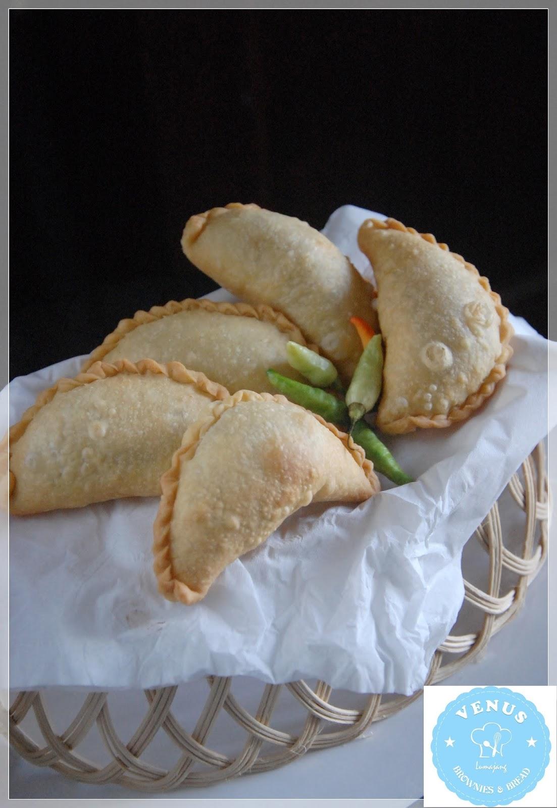 Resep Pastel Goreng Renyah : resep, pastel, goreng, renyah, Venus, Brownies, Bread:, Pastel, Renyah