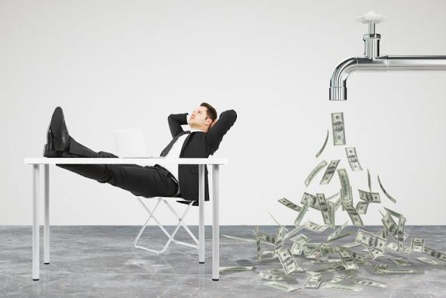 пассивный доход мужчина