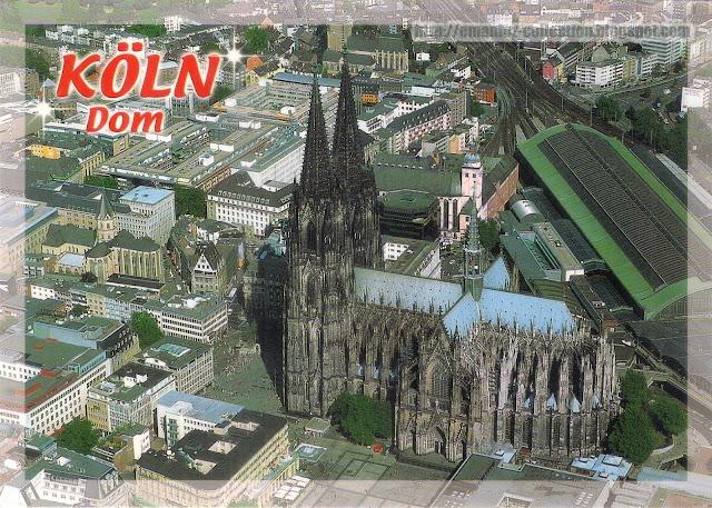 Postcard | Cologne Cathedral (Köln Dom)