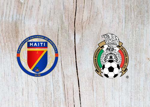 Haiti vs Mexico Full Match & Highlights 3 July 2019