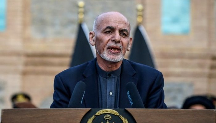 Afghan President Ghani pledges to 'assist' Taliban detainee discharge