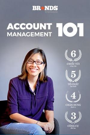 Account Management 101 - All Basics Zennie - Trang Nguyen