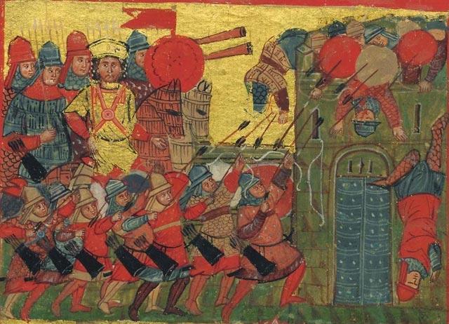 Byzantine archers byzantium.filminspector.com