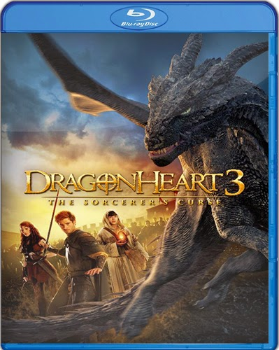 Dragonheart 3: The Sorcerer's Curse [2014] [BD25] [Latino]