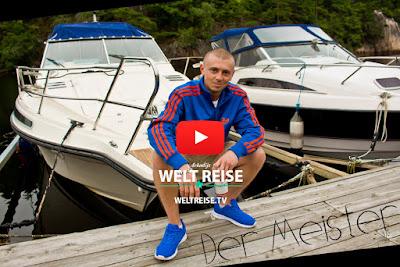 Musikvideo vom Bremerhavener Musiker und Produzenten, Arkadij Schell in Norwegen