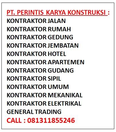 Kontraktor Di Makassar