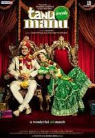 R.Mahadevan & Kangana Ranaut image -Tanu weds Manu