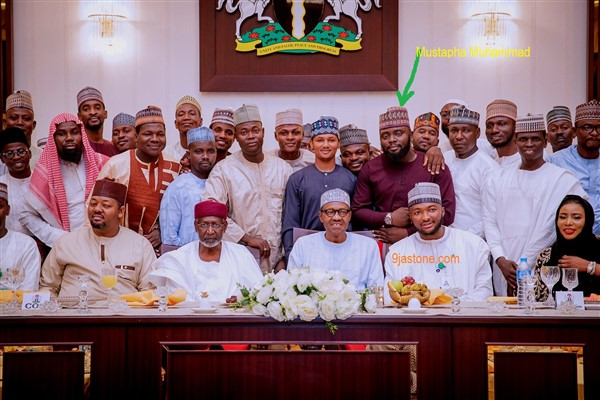 Did Buhari give youths that visited him yesterday 2million naira each?