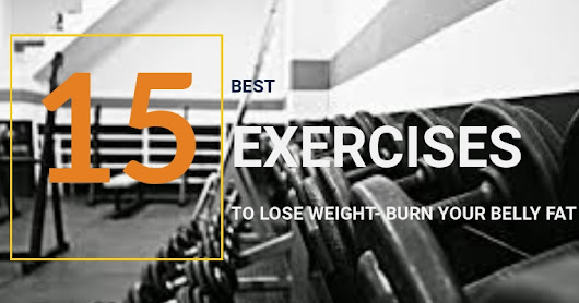 15 Best Weight Loss Exercises for Men - the-toplist