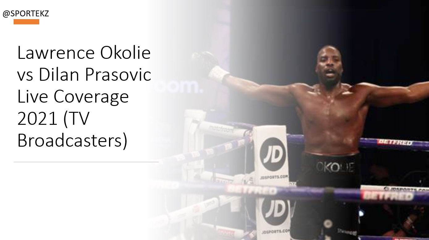Lawrence Okolie vs Dilan Prasovic Live Stream Free Online. The co-main event of Joshua vs Usyk pay-per-view fight announced, it's confirmed that Lawrence Okolie will face Dilan Prasovic