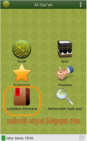 Aplikasi Al-Quran Android terbaik Terjemahan Bahasa Indonesia Asli Lengkap
