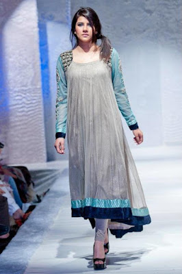 Pakistani Latest Party Fashion Dresses