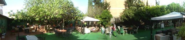 Panorámica del Jardín