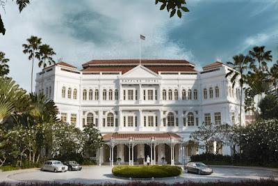 Raffles Singapore - Salika Travel